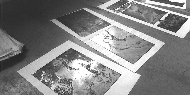 Cours de gravure à la taille douce à l'Atelier3113