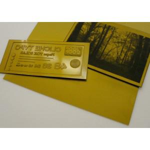 Nettoyage de la plaque photopolymère - cours de gravure