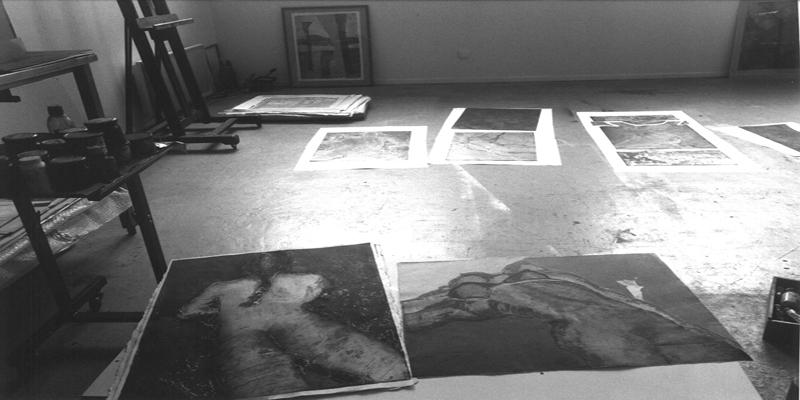 Atelier de gravure