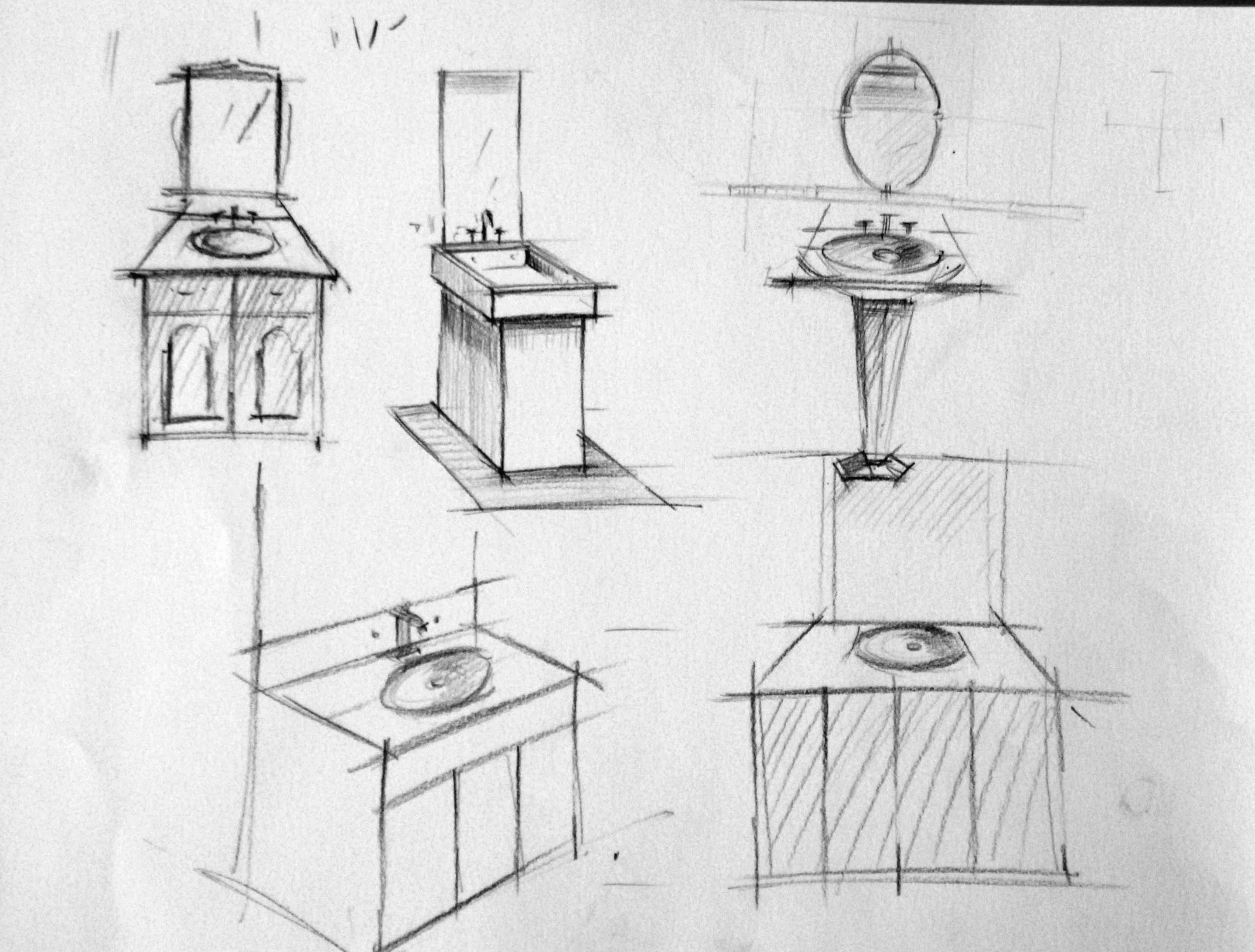 cours de dessin initiation dessin en perspective. Black Bedroom Furniture Sets. Home Design Ideas