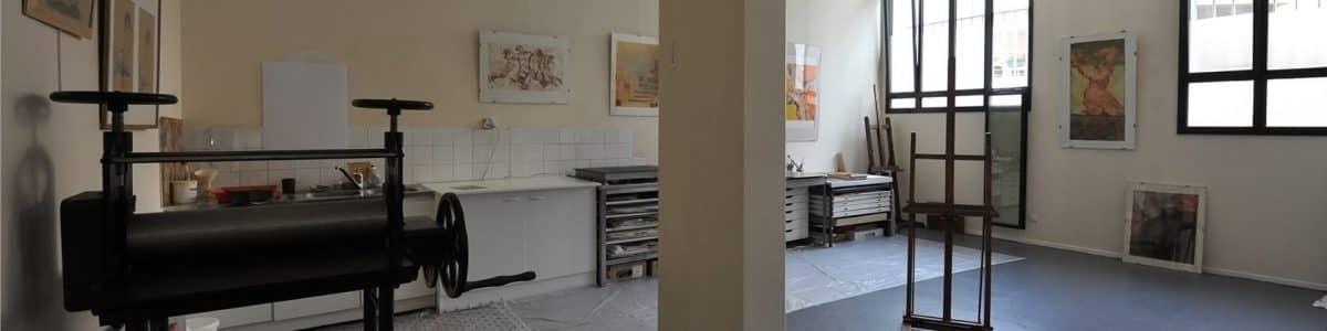 Atelier3113 - Cours de dessin et gravure Taille douce