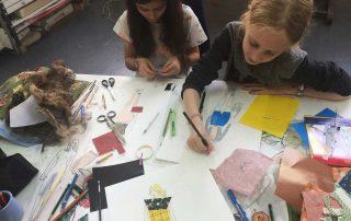 Atelier de dessin adolescents