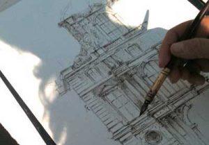 Formation dessin d'architecture