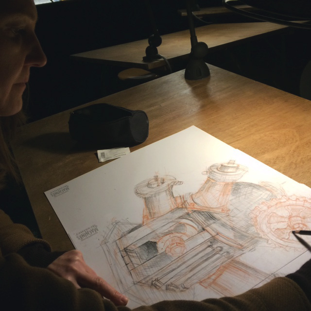 dessin arts et métiers