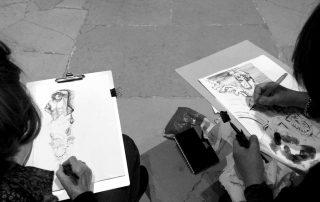 Cours de dessin -atelier3113