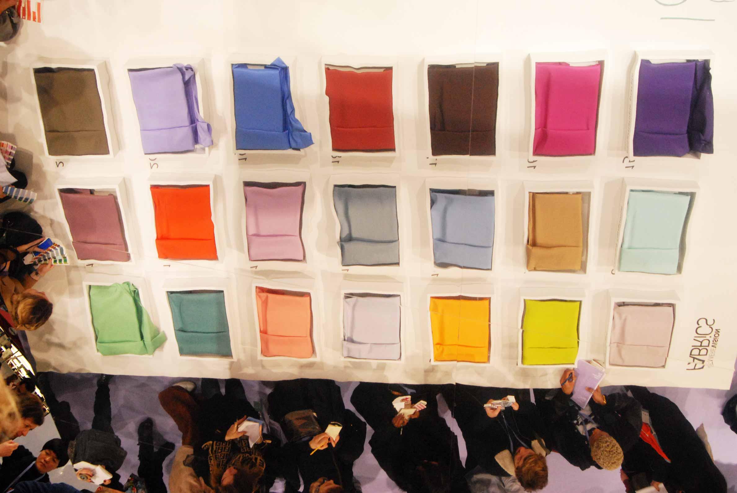 premi re vision paris tendance couleur 2018. Black Bedroom Furniture Sets. Home Design Ideas