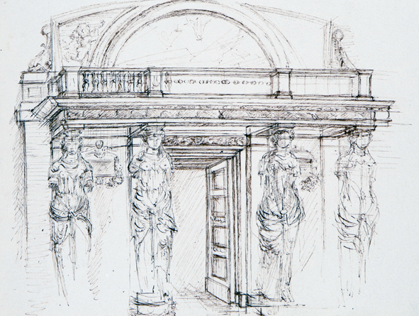 stage de dessin au louvre croquis d 39 apr s des sculpturs. Black Bedroom Furniture Sets. Home Design Ideas
