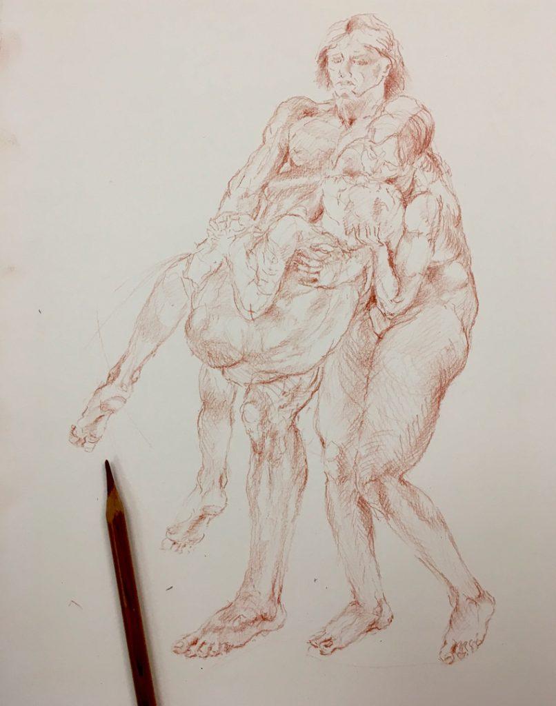 Cours de dessin au Petit Palais